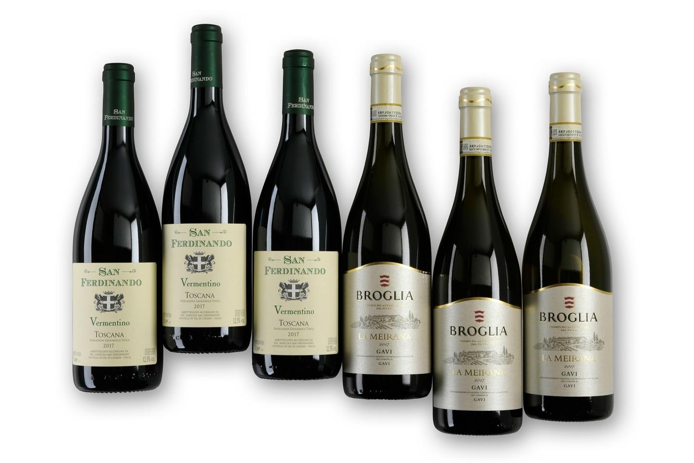 Piemonte Toscane wit