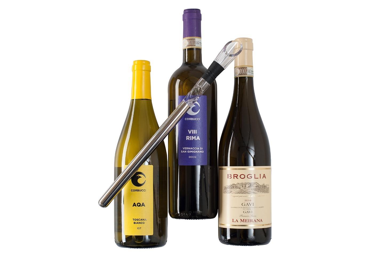 Wijnkoelstaaf proefdoos